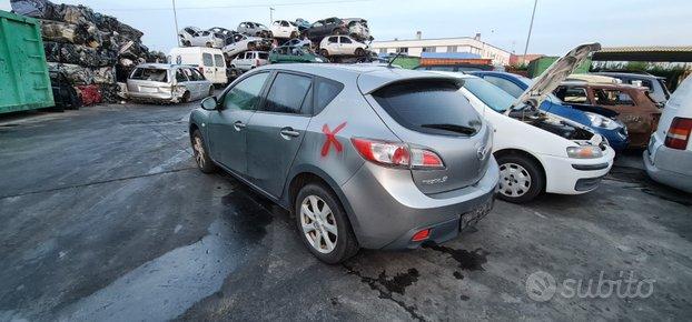 Mazda 3 y6 2011 80kw problema iniezione