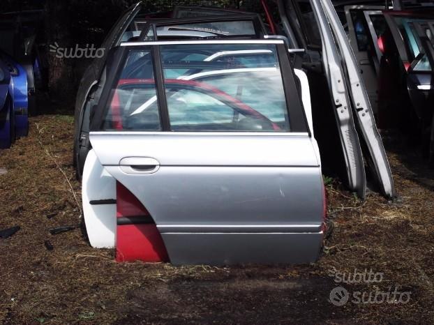 Portiera BMW serie 5 SW - Nissan Micra