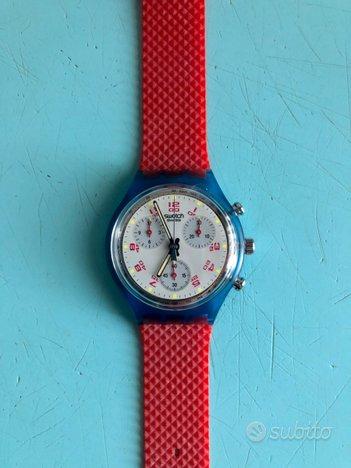 Swatch JFK del 1992 (mai indossato)