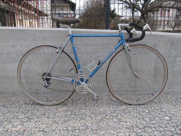 Bici d'epoca SIGISMONDI vintage/ eroica