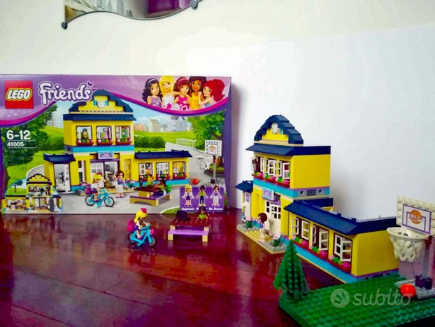 Lego Friends Il Liceo di Heart Lake City 41005
