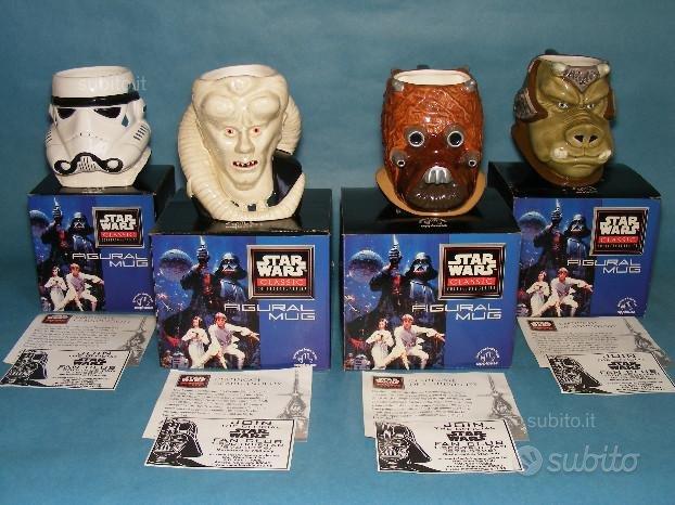 Tazze Personaggi Star Wars Classic