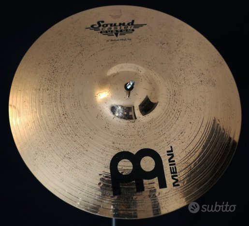 Meinl soundcaster custom hi-hat 14
