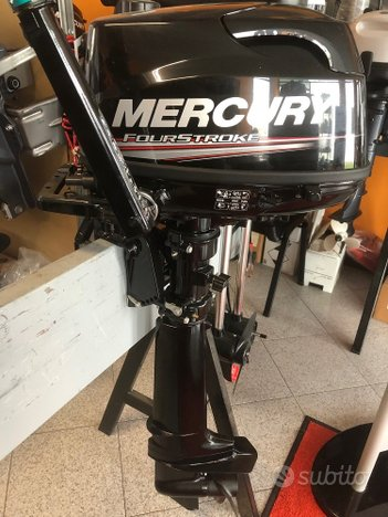 Mercury f6 nuovo piede lungo