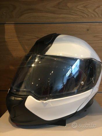 Casco BMW MOTO 7 CARBON LIGHT WHITE