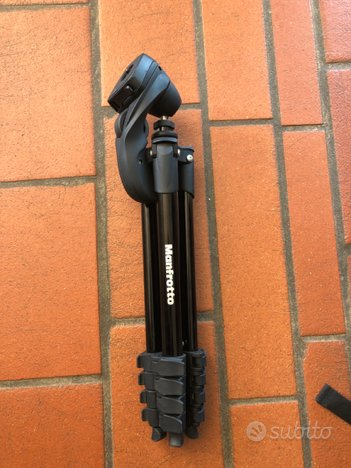 Treppiede Manfrotto Compact