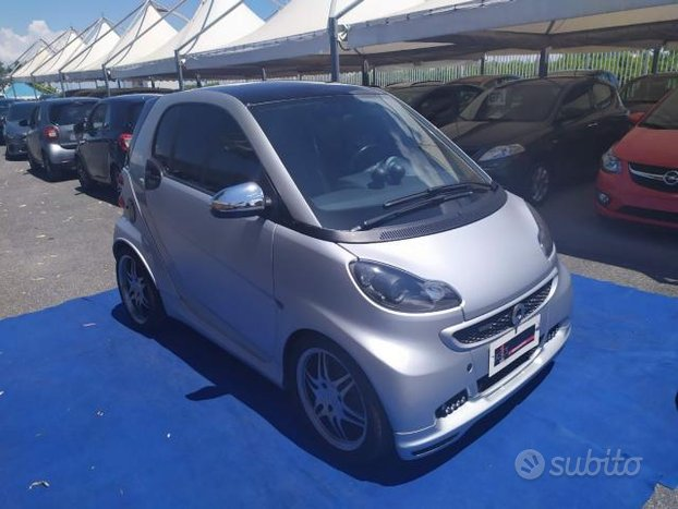 SMART - Fortwo - 1000 72 kW coupé BRABUS