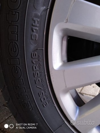 Gomme estive Goodyear Efficient 205/55 r16