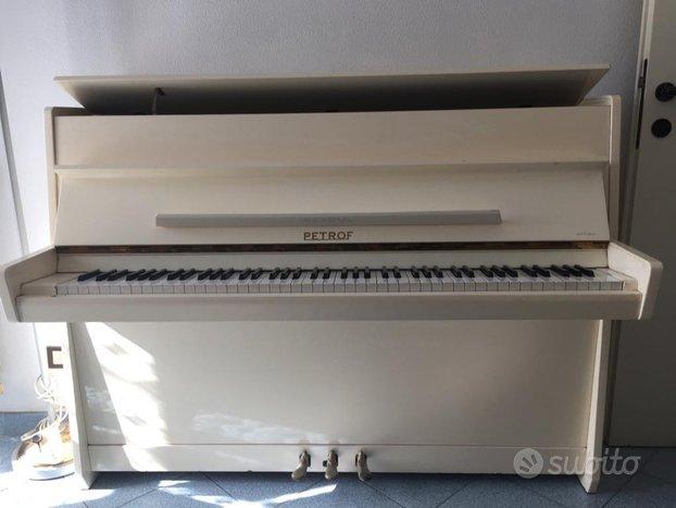 Pianoforte verticale PETROF 88 tasti