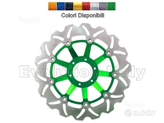 Disco Freno Margherita Verde Personalizzato