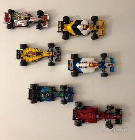 Slot car scalextric F1