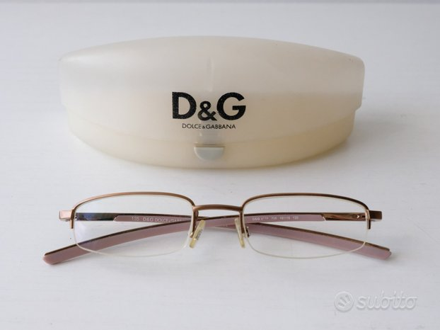 Montatura occhiali Dolce & Gabbana