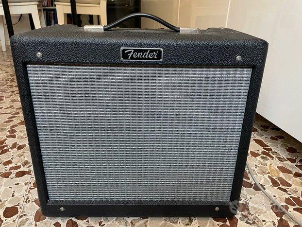 Fender Blues Junior - Ampli Valvole Vintage