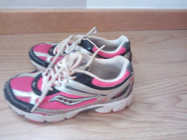 Scarpe ginnastica bambina saucony n. 36