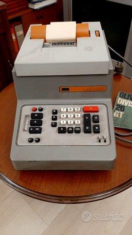 Calcolatore vintage