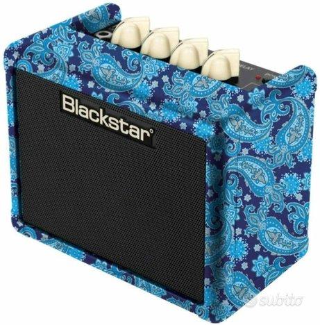 BLACKSTAR FLY3 PURPLE PAISLEY BT MINI AMPLI