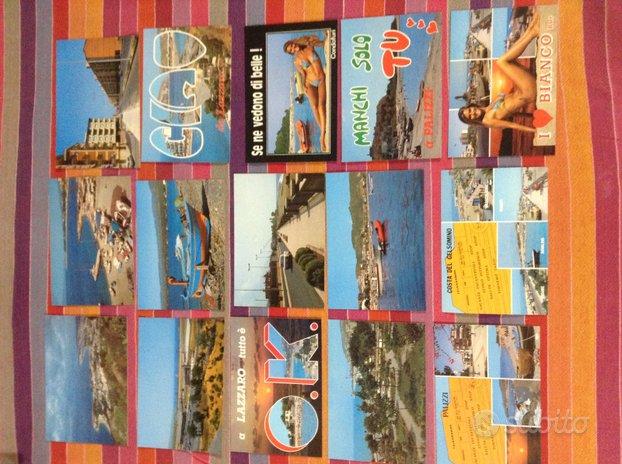 Cartoline anni70 Calabria e Bambini