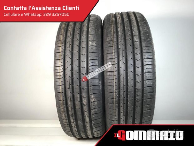 Gomme usate 215 55 R 17 CONTINENTAL ESTIVE