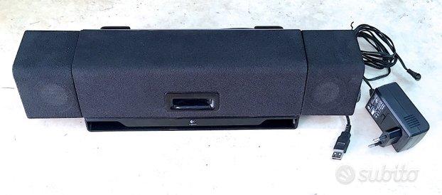 Logitech sistema audio per Notebook