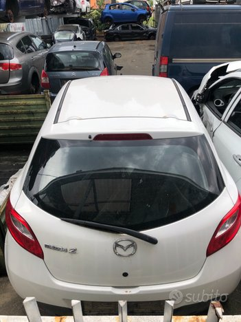 Ricambi Mazda 2