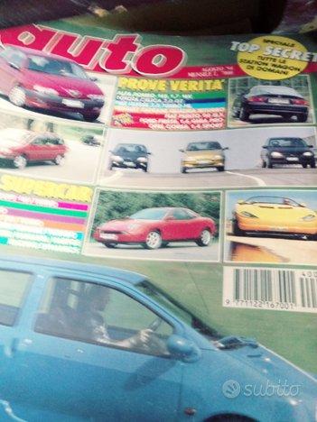 Arretrati ed annate riviste auto