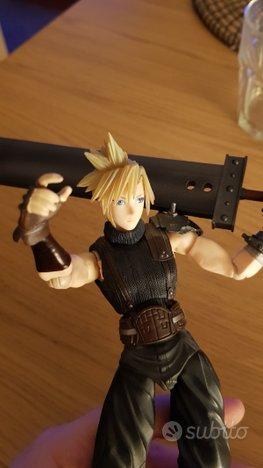 Final Fantasy VII Cloud Action figure