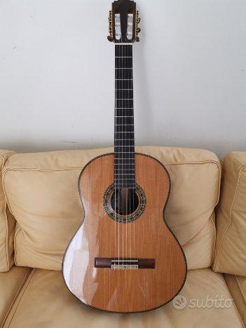 Chitarra classica di liuteria Changye