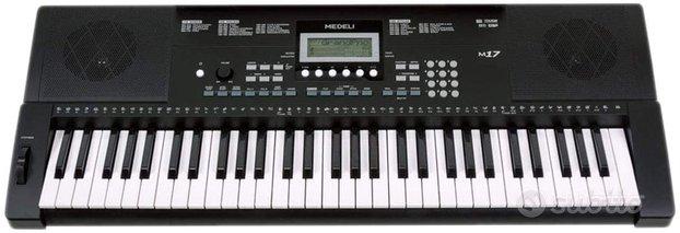 Tastiera MEDELI Arranger M17 61 tasti dinamici