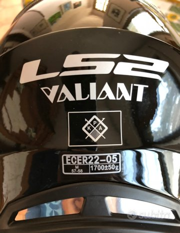 Casco Valiant LS2 (FF399)