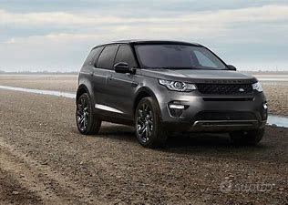 Land rover discovery 2015\16 per ricambi