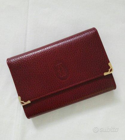 Borsellino originale Must di Cartier