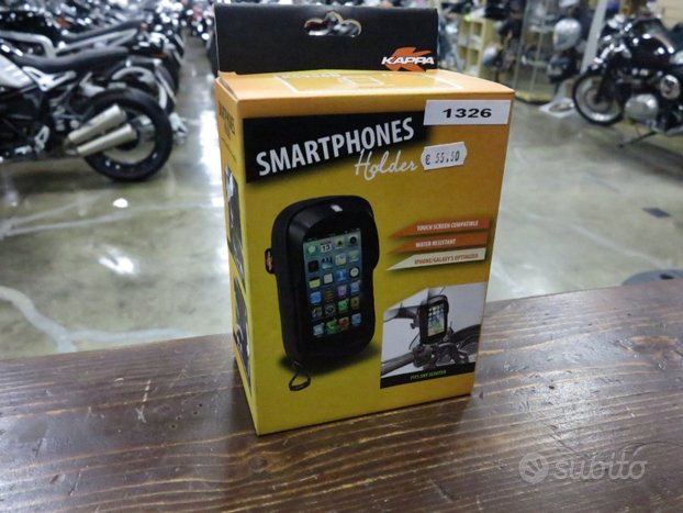 Porta-telefono universale da manubrio