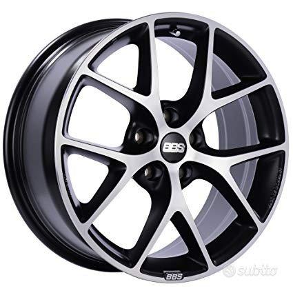 """Cerchi in lega BBS SR da 18"""" per Audi Ford, VW B.P"""