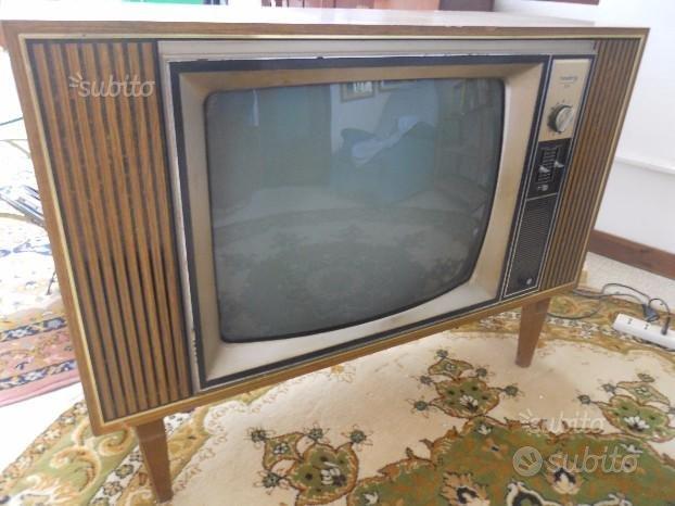 , televisore anni 50 & 70