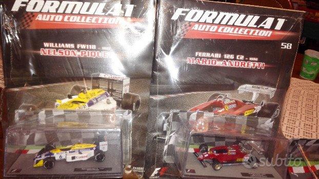F1 Auto Collection Edicola nuovi