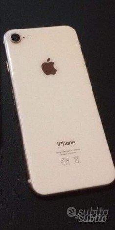 Apple Iphone 8 Bianco 64Gb Con Garanzia