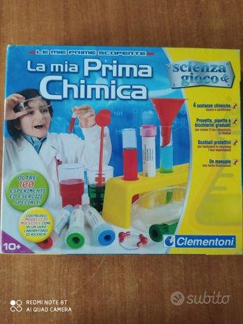 La mia prima chimica