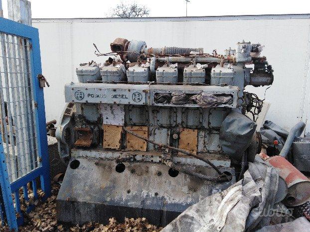 Motore Poyaud type A12150