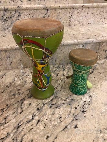 bongo in terra cotta