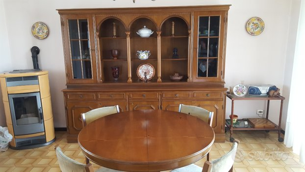 Sala da pranzo 6 posti - Arredamento e Casalinghi In ...