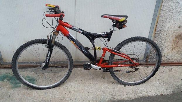 Mountain Bike cambio Shimano