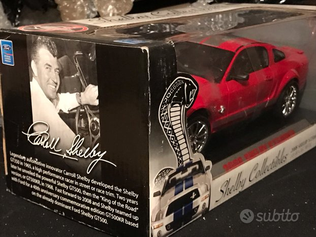 Shelby GT500 1:18