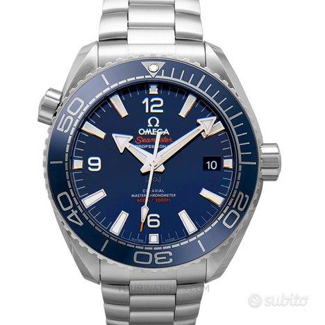 [NUOVO] Omega Seamaster 215.30.44.21.03.001 Blue