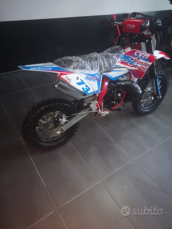Cross 50cc 12/10 cvm