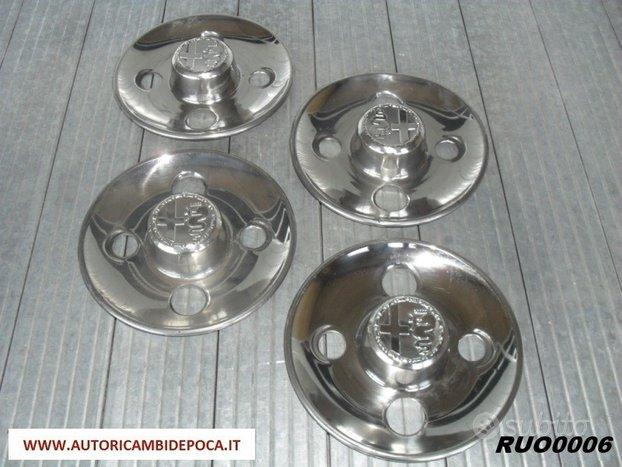 Coppe Ruota - Alfa Romeo Alfasud