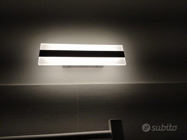 Lampada a parete luce diffusa - NUOVO