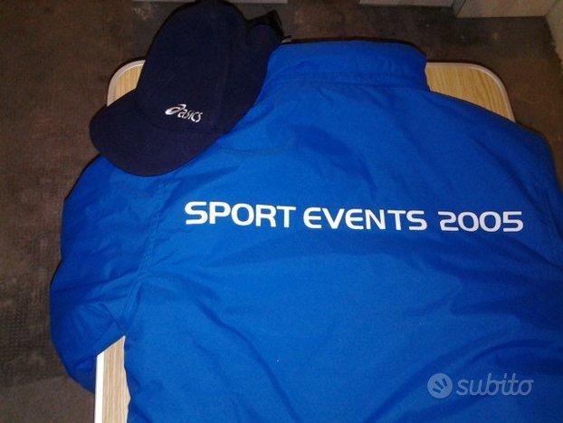 Giacca asics olimpiadi 2006