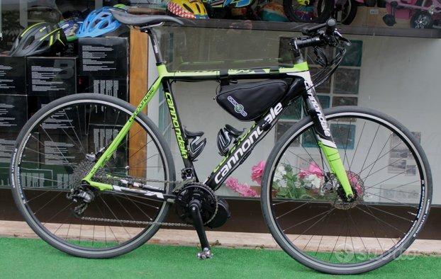 Bici elettrica e-bike 250w batteria da 720W-20Ah