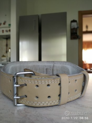 Cintura protezione schiena