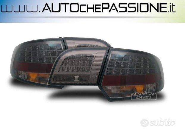 Coppia fanali fari posteriori Fum LED Audi A3